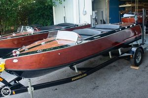 New Mahogany Heart Throbs 15 Runabout Boat For Sale