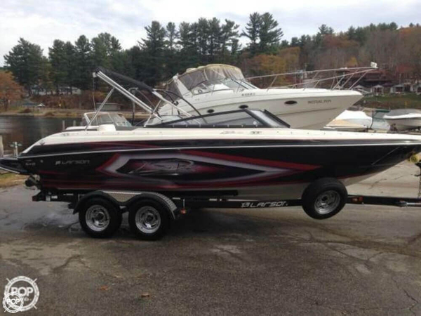 Used Larson LSR 2300 Bowrider Boat For Sale