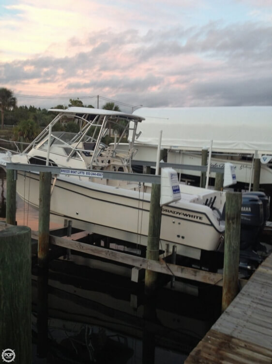 Used Grady-White 282 Sailfish Walkaround Fishing Boat For Sale