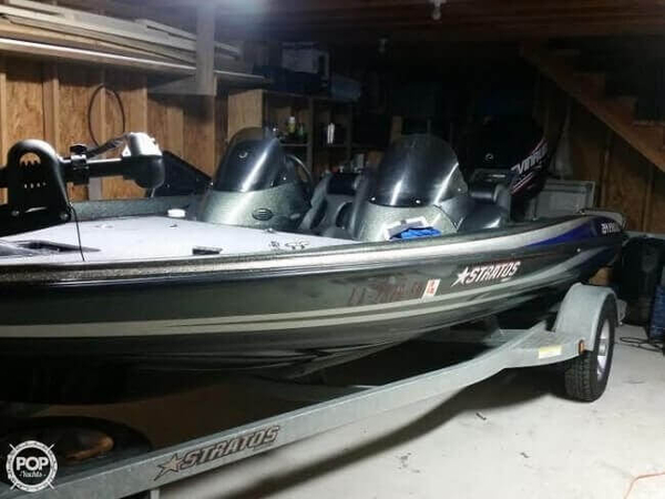 Used Stratos 294 PROXL Bass Boat For Sale
