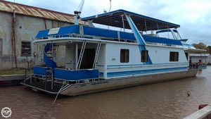 Used Stardust Cruiser 16 x 70 House Boat For Sale