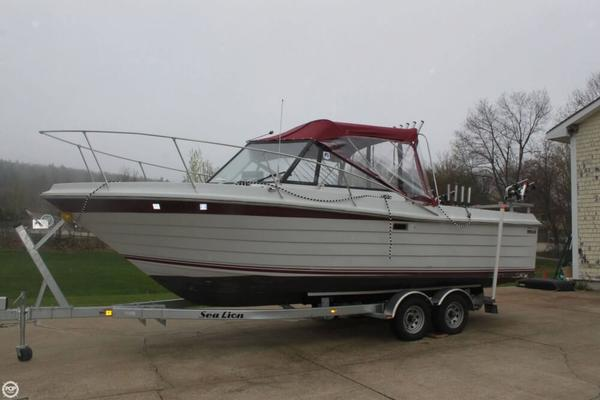 Used Amc 267 SS Cruiser Boat For Sale