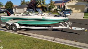 Used Nitro 288 Sport Bass Boat For Sale