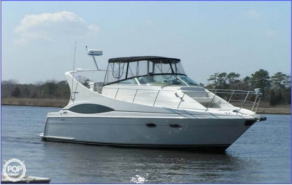 Used Carver 350 Mariner Cruiser Boat For Sale
