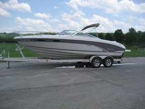Used Sea Ray 230 Overnighter Select Cuddy Cabin Boat For Sale