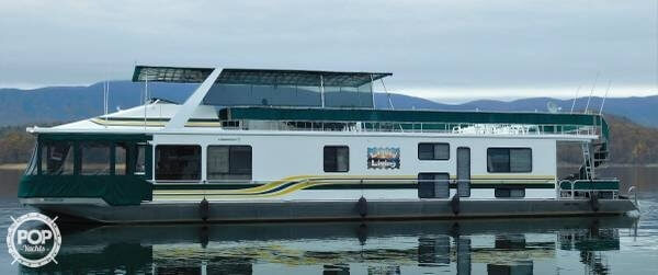 Used Sumerset 75 x 16 House Boat For Sale