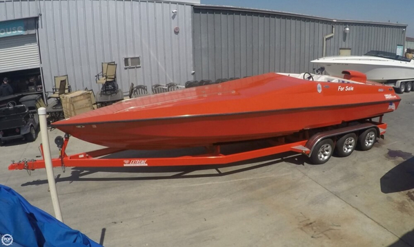 Used Great American Concept 28 High Performance Boat For Sale
