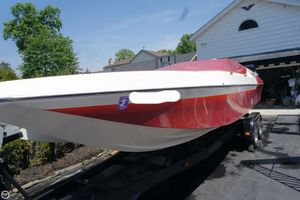 Used Cougar 23 'MTR Tunnel High Performance Boat For Sale