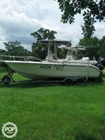 Used Sea Fox 23 Center Console Fishing Boat For Sale