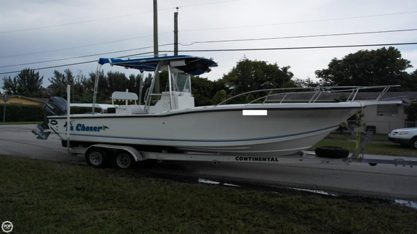 Used Dusky Marine 256 Fisherman's Cuddy Center Console Center Console Fishing Boat For Sale