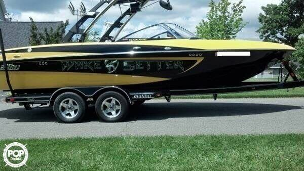 Used Malibu VLX 21 Wakesetter Ski and Wakeboard Boat For Sale