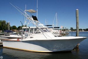 Used Capps 31 Sports Fishing Boat For Sale
