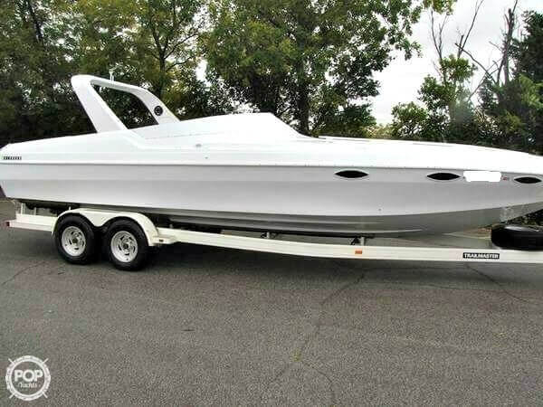 Used Sleekcraft Enforcer 28 High Performance Boat For Sale