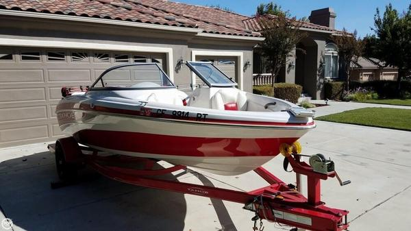 Used Tahoe 18 Q4ss Bowrider Boat For Sale