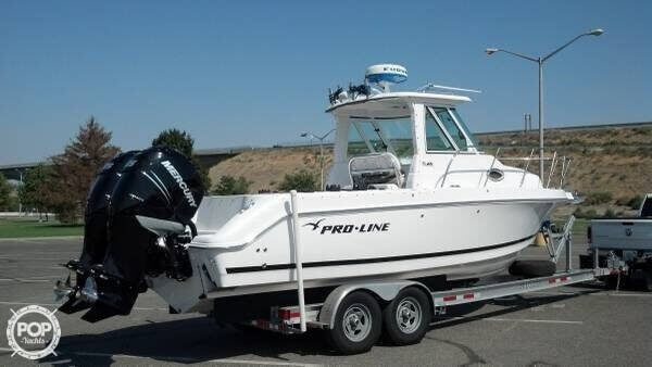 Used Pro-Line 26 Express Pilothouse Boat For Sale