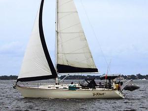 Used Sabre MK II Cruiser Sailboat For Sale