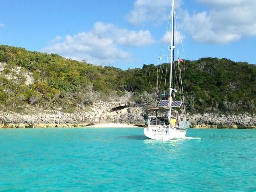 Used Island Packet Yachts Shoal Draft 27 Cruiser Boat For Sale