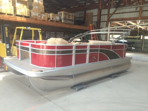 New Bennington 18 SFX Pontoon Boat For Sale