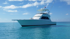 Used Viking 43 Convertible Fishing Boat For Sale