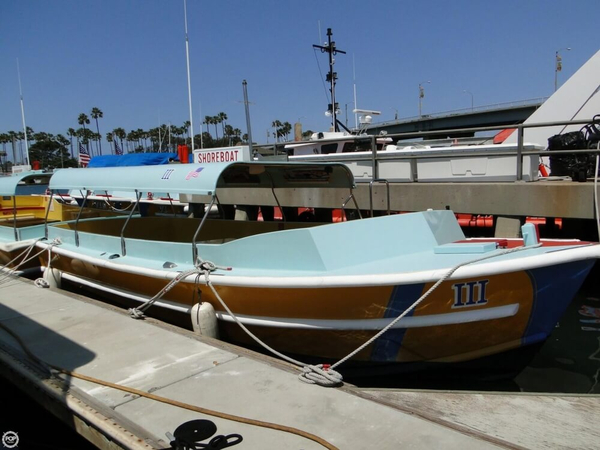Used Westerly Marine Custom 30' Water Taxi Passenger Boat For Sale