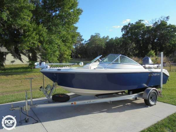 Used Cobia 180 DC Bowrider Boat For Sale