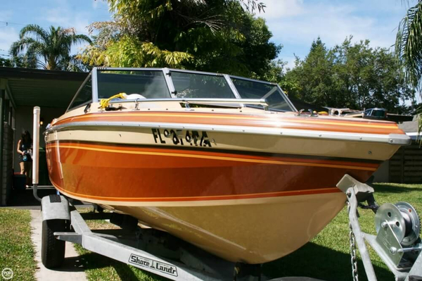 Used Chris-Craft SCORPION 168 Antique and Classic Boat For Sale