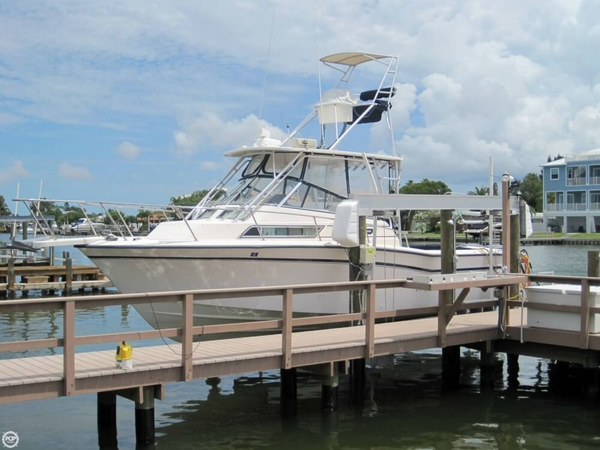 Used Grady-White Marlin 300 Walkaround Fishing Boat For Sale