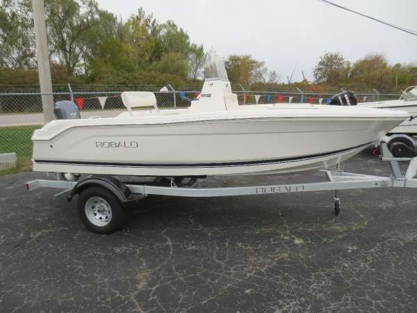 2016 new robalo r160 center console fishing boat for sale for Fishing boats for sale in ohio