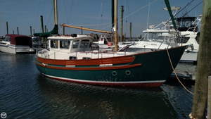 Used Fisher 30 MS Motorsailer Sailboat For Sale