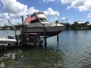 Used Delta 28 SF Sports Fishing Boat For Sale