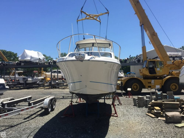 Used Bayliner Ciera Classic 242 Express Cruiser Boat For Sale