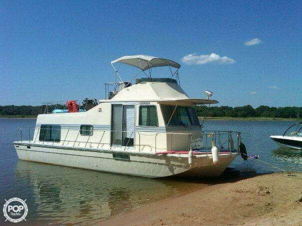 Used Harbor Master 37 House Boat For Sale