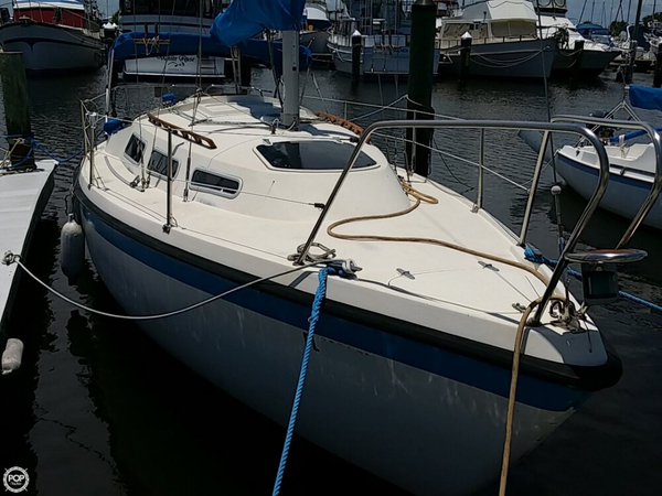 Used Naver 27 Sloop Sailboat For Sale