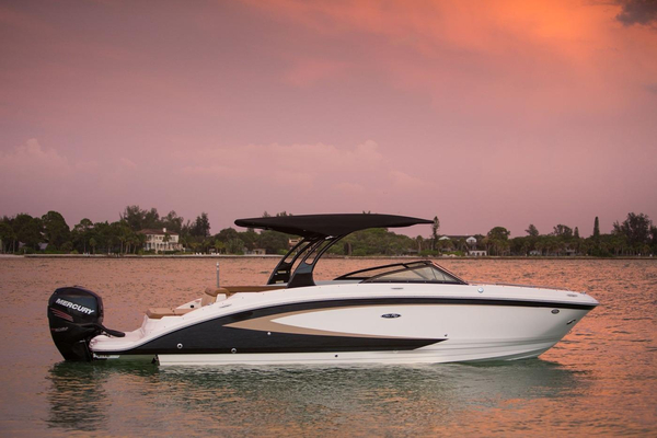 New Sea Ray 270 OB Cruiser Boat For Sale