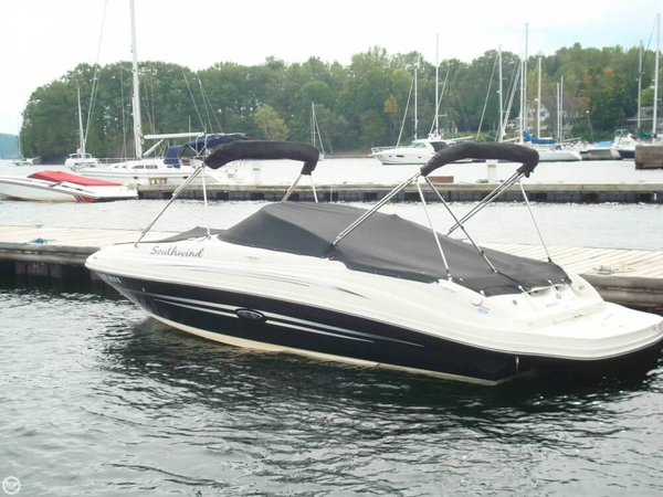 Used Sea Ray 220 Sun Deck Boat For Sale