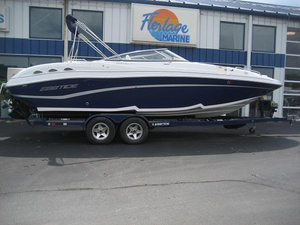 Used Ebbtide 2660 Z TRAK Deck Boat For Sale