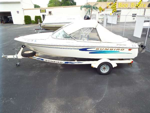 Used Sunbird Spirit 170 Runabout Boat For Sale