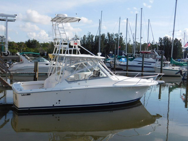 Used Luhrs Open Diesel W/Tower Cruiser Boat For Sale