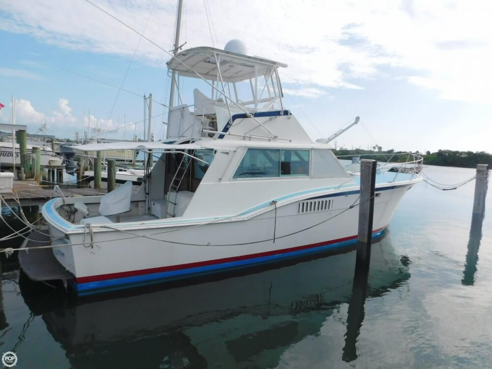 1969 used hatteras 45 sports fishing boat for sale for Sport fishing boats