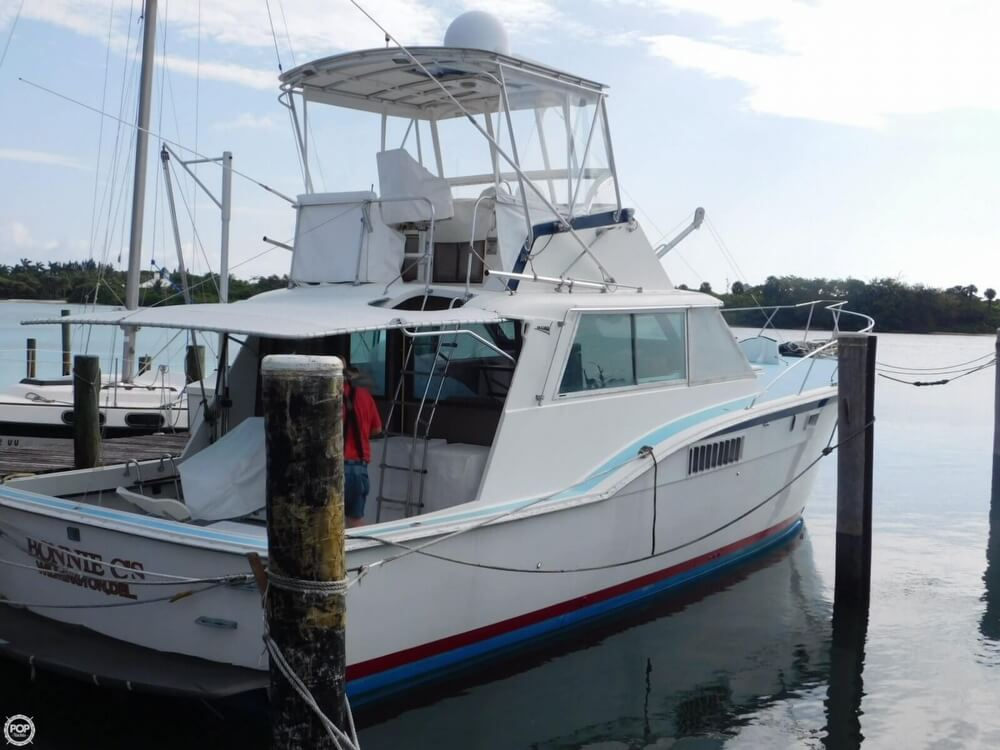 1969 used hatteras 45 sports fishing boat for sale for Hatteras fishing charters