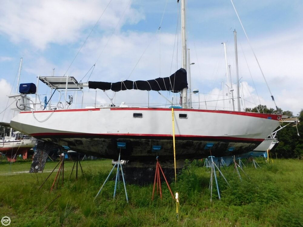 Used Groupe Finot 42 Racer and Cruiser Sailboat For Sale
