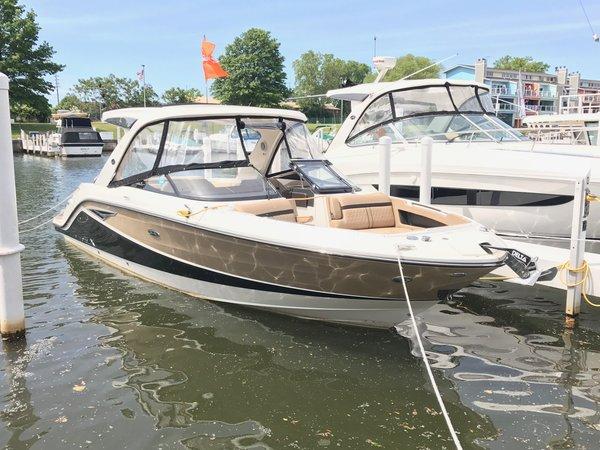 New Sea Ray 310 SLX Ski and Wakeboard Boat For Sale