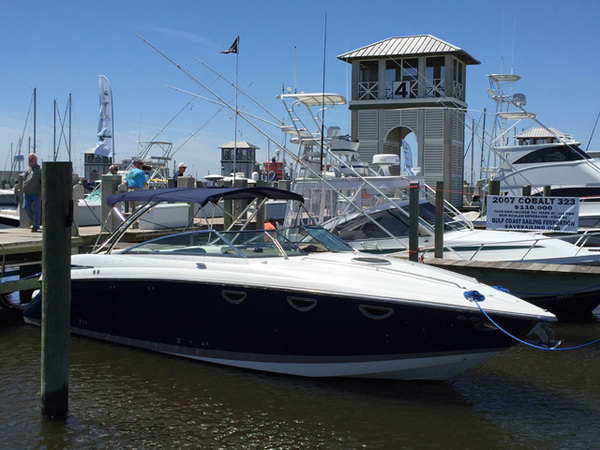 Used Cobalt 323 Cruiser Boat For Sale