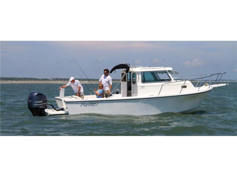 2016 new parker boats 2520 xl sport cabin sports fishing