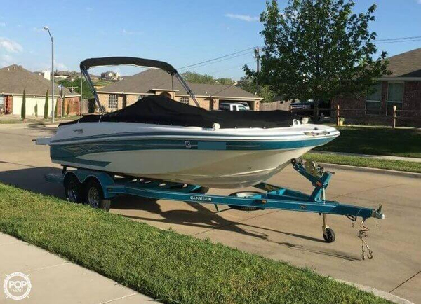 Used Glastron DS 215 Deck Boat For Sale