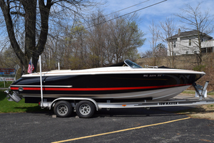 Used Chriscraft 25 Launch Bowrider Boat For Sale