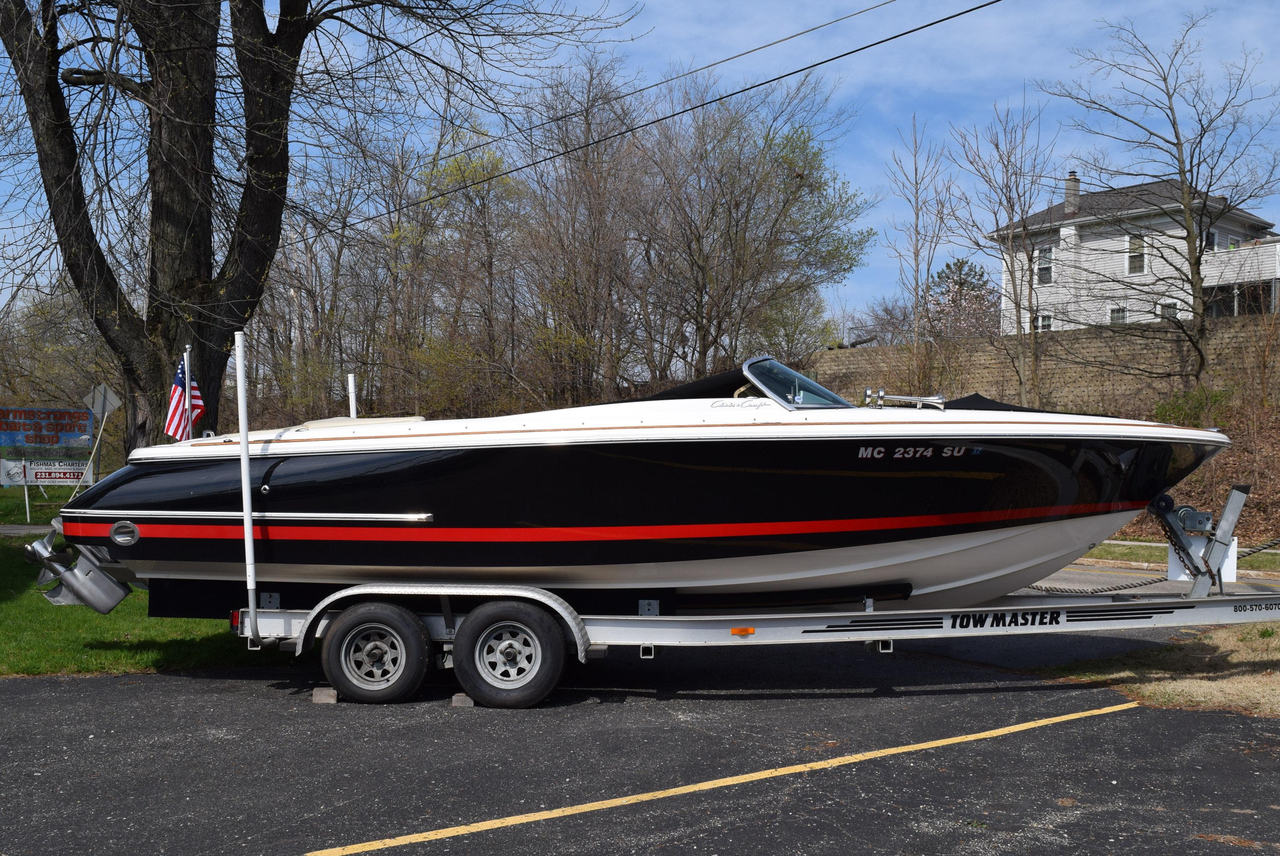 2005 used chris craft 25 launch bowrider boat for sale for Used chris craft launch for sale
