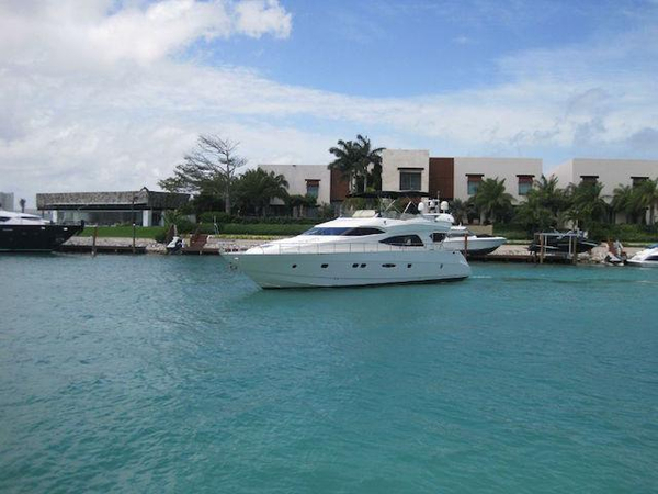 Used Nuvari 63 Motor Yacht For Sale