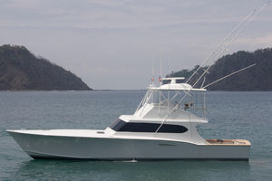 Used Island Boatworks Custom Carolina Sportfish Sports Fishing Boat For Sale