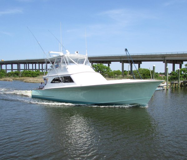 Used Blackwell Custom Carolina 61 Carolina Custom Sports Fishing Boat For Sale